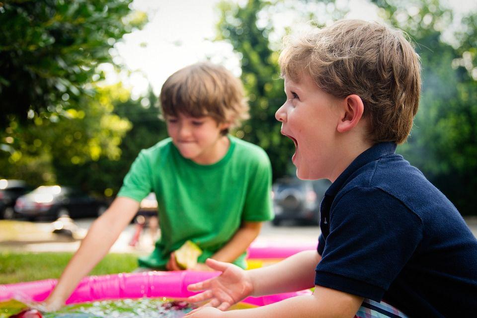 Kids Children Playing Pixabay