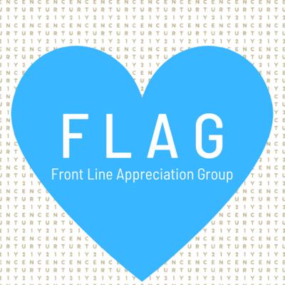 Front-Line Appreciation Group logo (FLAG)
