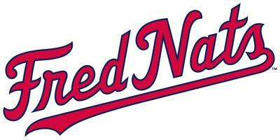 Fredericksburg Nationals Logo FredNats