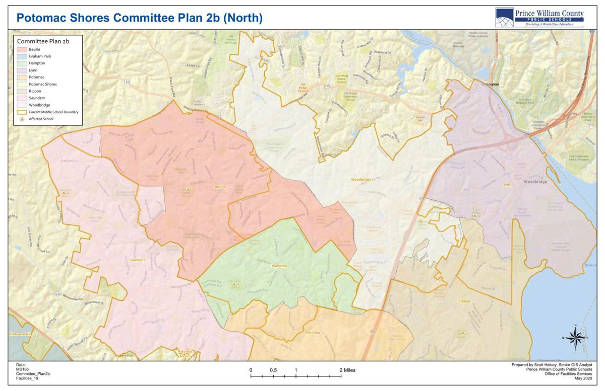 Middle School Boundary Changes