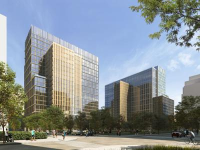 Amazon releases phase-one plans at HQ2