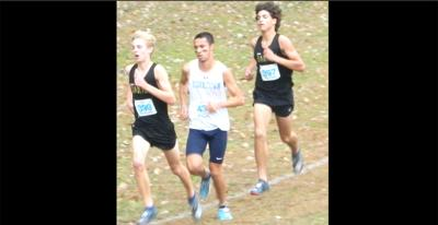 Yorktown cross country runner