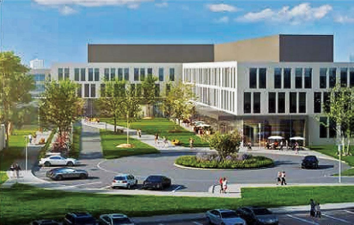 Expanded Defense Health Agency Hq Wins Approval In Fairfax News