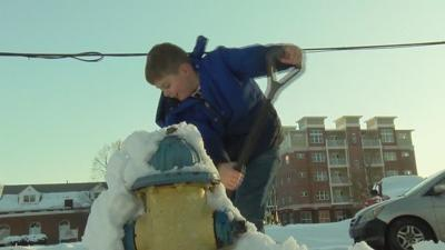 Adopt a Hydrant Program has Manassas 11-year-old doing the fire department a favor with pride