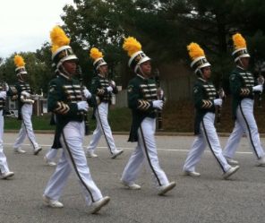 Woodbridge homecoming parade