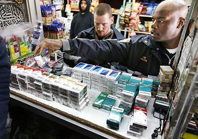 Cigarette companies seek to disrupt smuggling | news