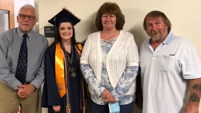 CCHS students receive Bowers for Suicide Awareness Scholarships