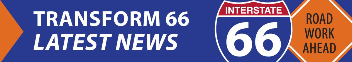 Transform 66 Latest News Logo