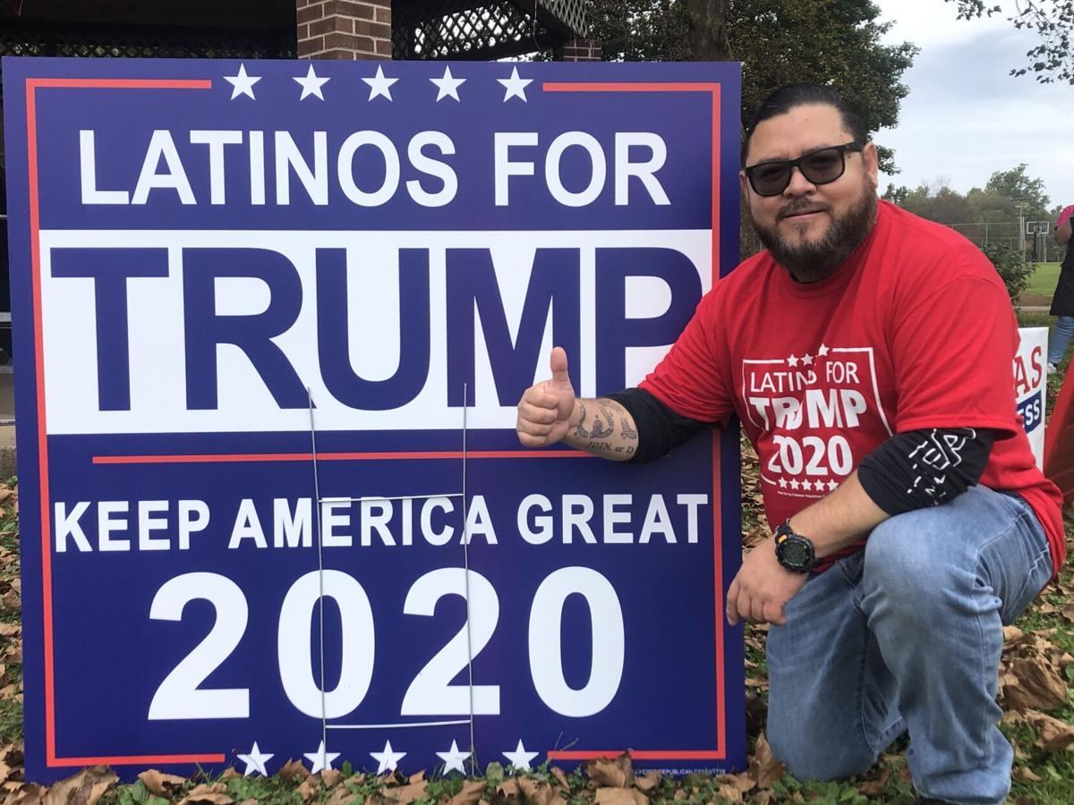 Latinos for Trump 1