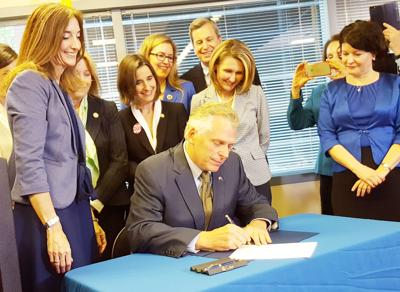 Governor signs birth-control legislation