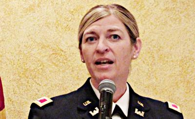 Col. Kimberly Peeples