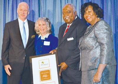 Mary Ann Moran receives Spirit of Community Award
