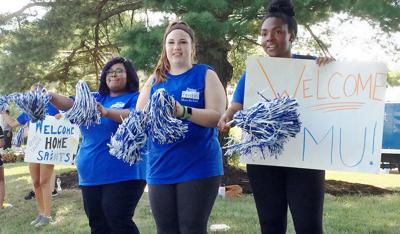 Marymount welcomes latest crop of new arrivals
