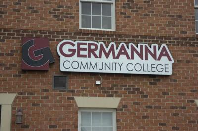 germanna college sign.JPG