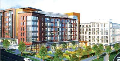 Pop-up hotel planned for Arlington