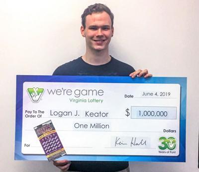 Teen wins $1M in lottery scratcher