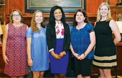 Great Falls Friends, Neighbors group bestows scholarships