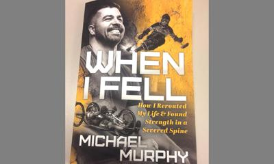Michael Murphy's book jacket