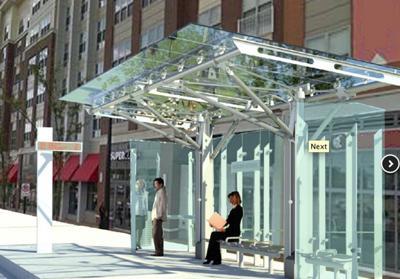 Arlington set to re-start transit-stop program along Columbia Pike