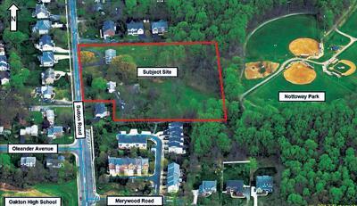 Fairfax planning body backs 15-home Oakton subdivision