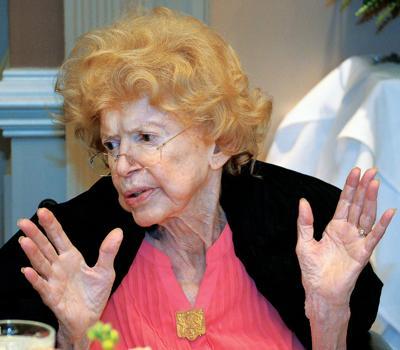 Former Dranesville supervisor Lilla Richards dies at 81