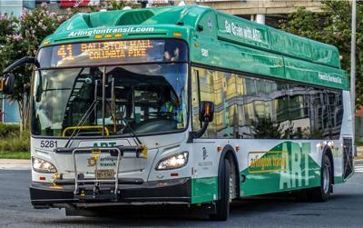Arlington Transit (ART) bus service