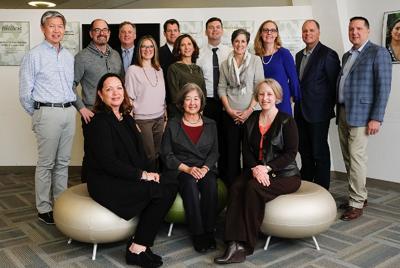 2018 Arlington Free Clinic board