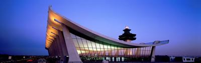 Dulles International Airport Strong Horizontal Pixabay