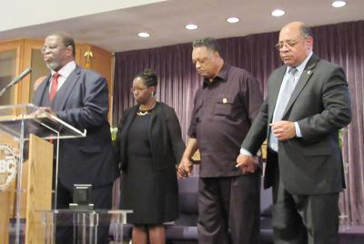 Jesse Jackson presses for voter-registration reforms in Va.