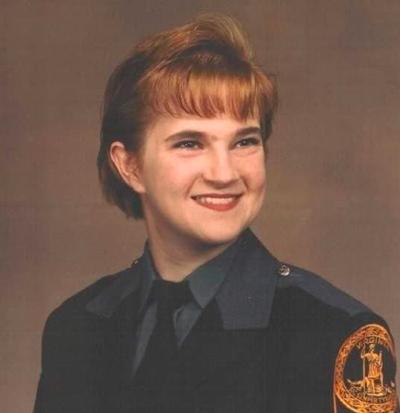Trooper Jessica Cheney portrait