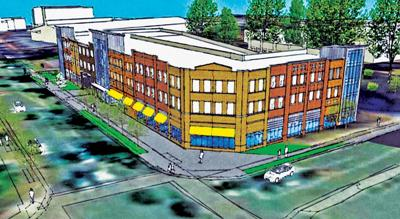 Vienna, Fairfax officials mull design options for new library, parking garage