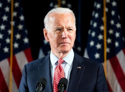Joe Biden Democratic presidential candidate