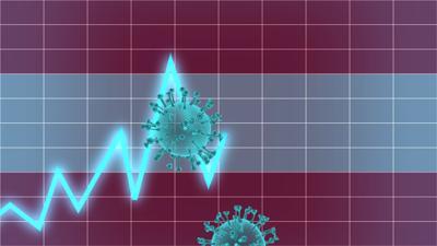 austria stock market due to coronavirus goes down, economic problems