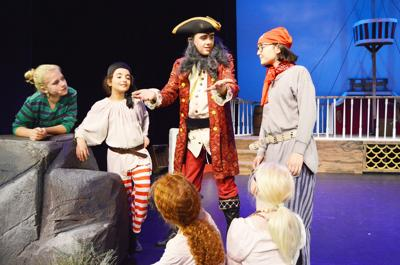 Encore Stage offers a pirate-y theme for holidays