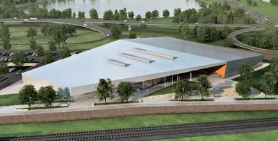 Aquatics center design selected