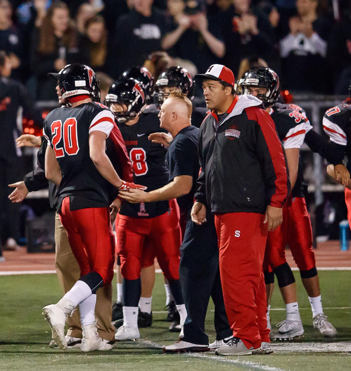 Lenny Schultz James Madison High School Football Coach