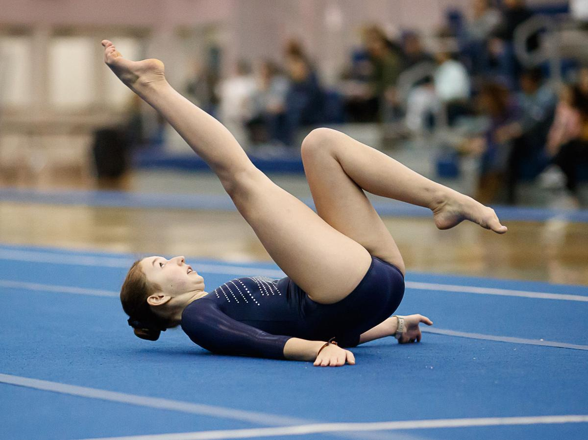 Arlington gymnastics 11
