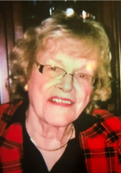 Martha Ellen 'Pat' White