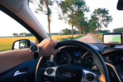 Driving Steering Wheel Pixabay