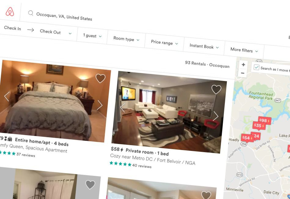 Airbnb Style Rentals May Face Increased Regulation In Virginia