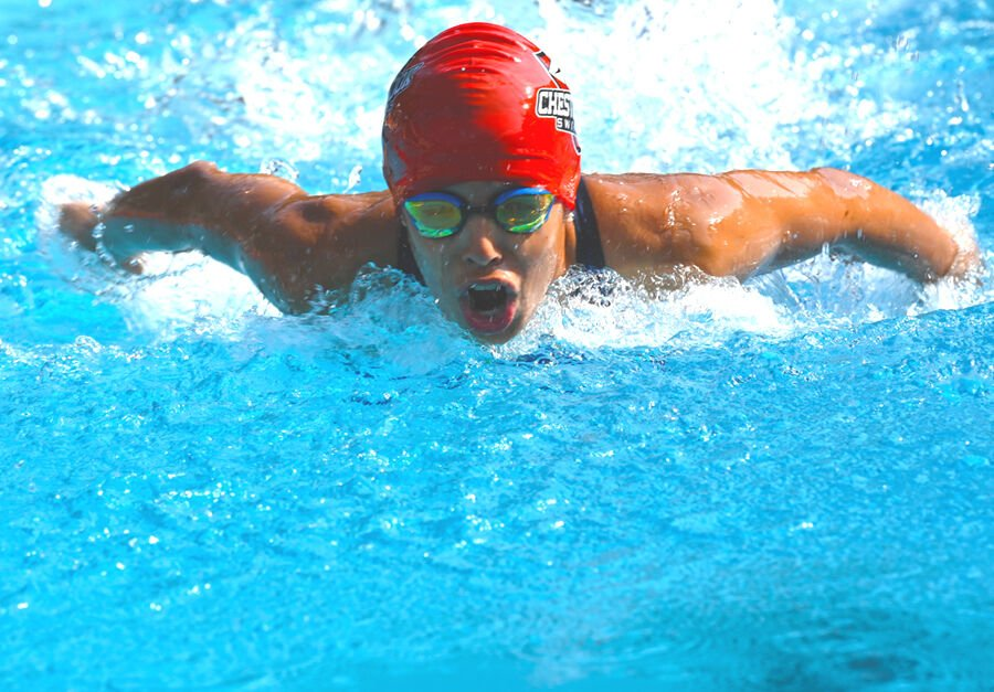 Chesterbrook swimmers 2
