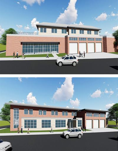 Fire Station #8 options
