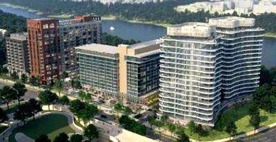 Key Bridge Marriott redevelopment wins OK