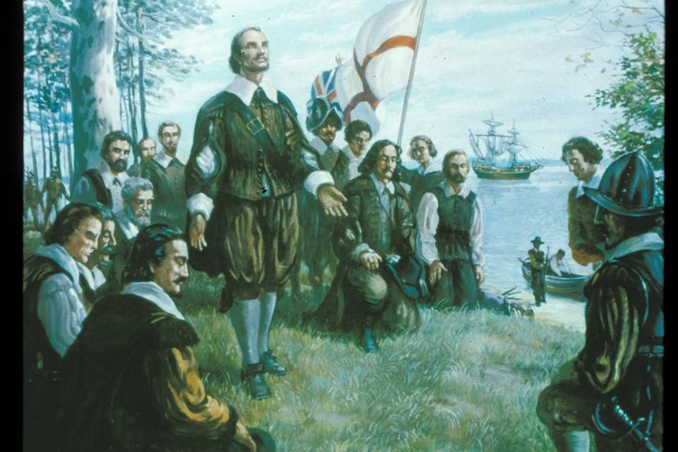 The real first Thanksgiving wasn't in Massachusetts ...