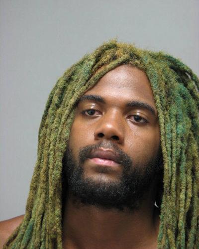 Man sporting green dreadlocks charged in Potomac Mills mall