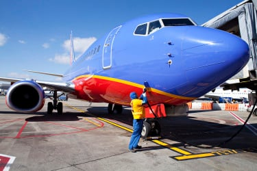 Southwest Coming to Reagan National