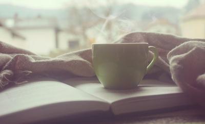 Relax Rest Break Coffee Book Pixabay
