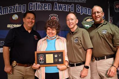 Culpeper community member receives citizen award