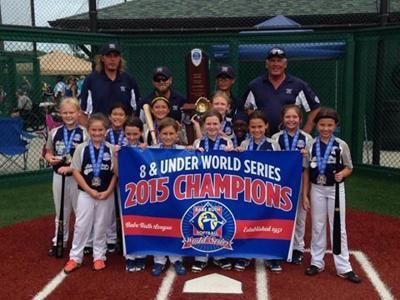 GMBL 8U girls softball wins Babe Ruth World Series | Sports