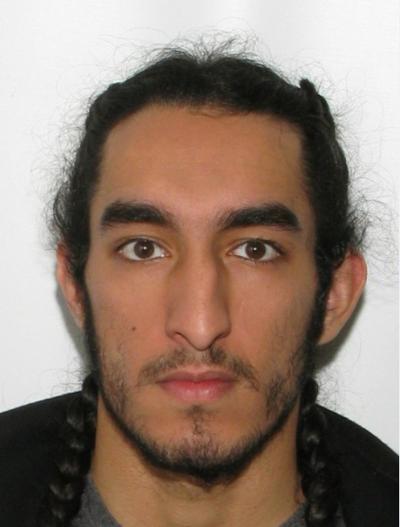 mugshot Mohammad Sherdil